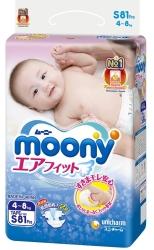 Moony S (81 шт)