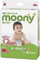 Moony M (62 шт)