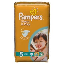 Pampers Sleep&Play 5 Junior (11 шт)
