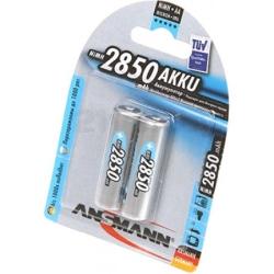 Ansmann Mignon blister pack of two 2850mAh Digital