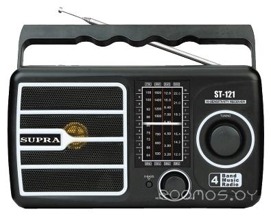 Радиоприемник Supra ST-121