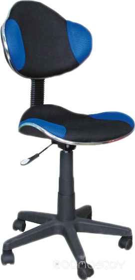 Офисное кресло Signal Q-G2 черно-синий