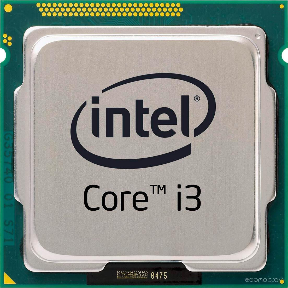 Процессор Intel Core i3-6320