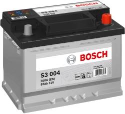 Bosch S3 004 553 401 050 (53 А·ч)