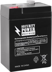 Security Power SP 6-4,5 F1 (6В/4.5 А·ч)