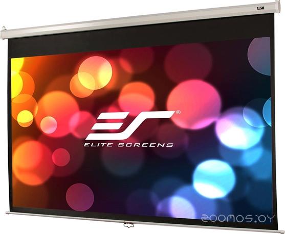 Проекционный экран Elite Screens Manual 185x306 [M135XWH2]