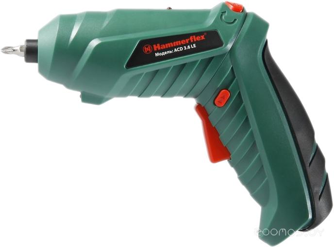 Электроотвертка Hammer ACD 3.6LE