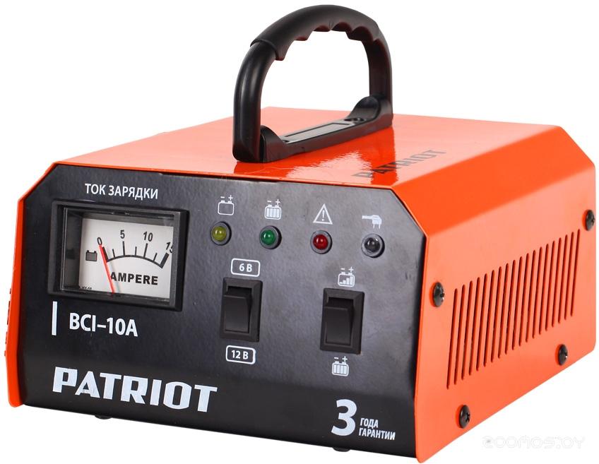 Пуско-зарядное устройство Patriot BCI-10A