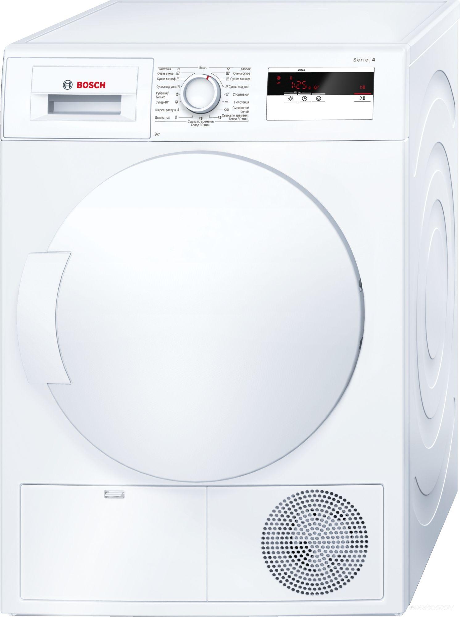 Сушильная машина Bosch WTH83000OE