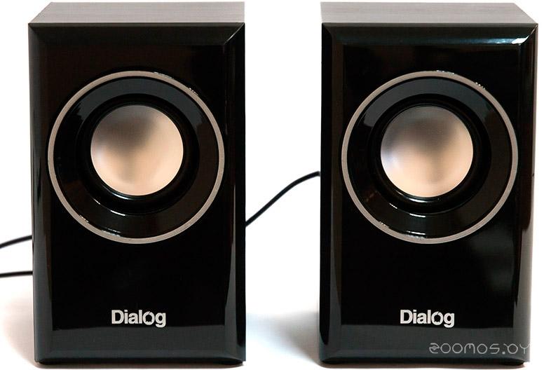 Компьютерная акустика DIALOG AST-15UP (Black)