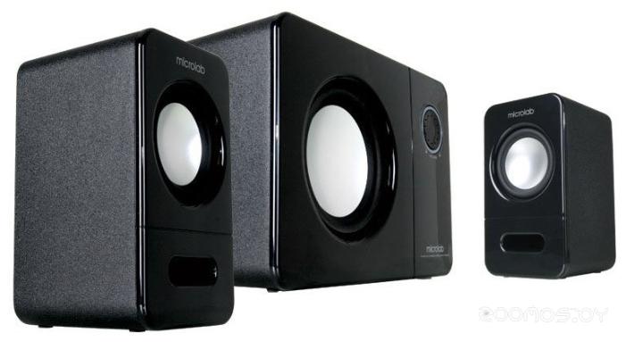 Компьютерная акустика Microlab M-600 (Black)