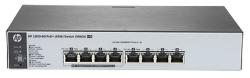 HP 1820-8G-PoE+ (65 Вт)