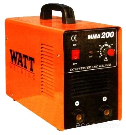 Сварочный инвертор Watt MMA 200