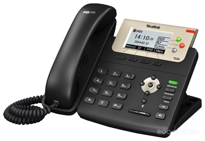 VoIP-телефон YEALINK SIP-T23G