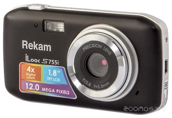 Цифровая фотокамера REKAM iLook S755i