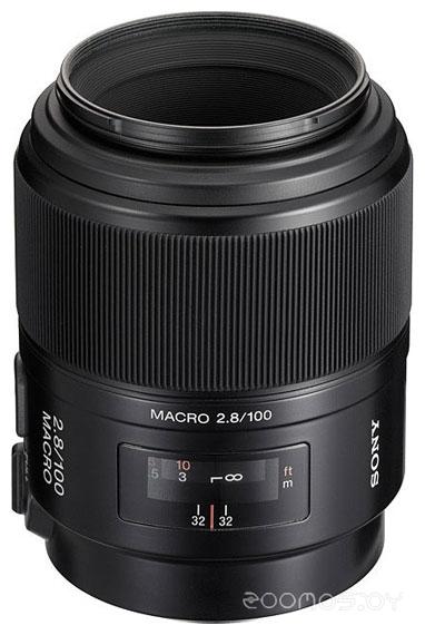 Объектив Sony 100mm f/2.8 Macro (SAL-100M28)