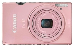 Canon Digital IXUS 125 HS (pink)