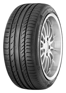 Continental ContiSportContact 5 SUV 255/55 R18 109H Runflat