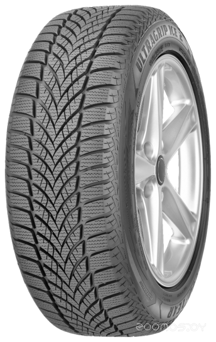 Шины Goodyear Ultra Grip Ice 2 215/65 R16 98T