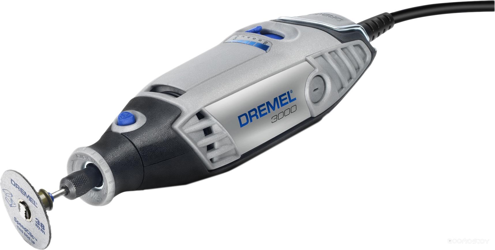 Гравер Dremel 3000 (3000-1/25 EZ)
