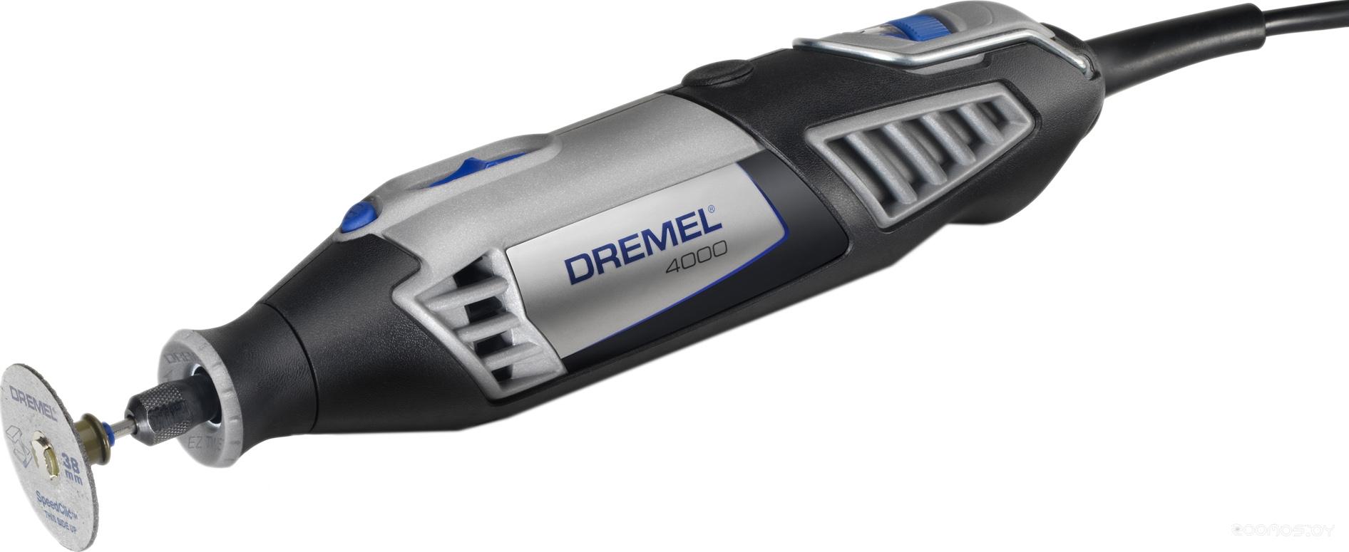 Гравер Dremel 4000 (4000-4/65 EZ)