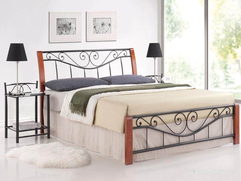Кровать Signal Parma 160 (черешня)