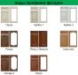Купить Кухня Интерлиния Metrio Д3.1 ПВХ патина в Минске c доставкой и гарантией, Кухня Интерлиния Metrio Д3.1 ПВХ патина продажа, характеристики, отзывы