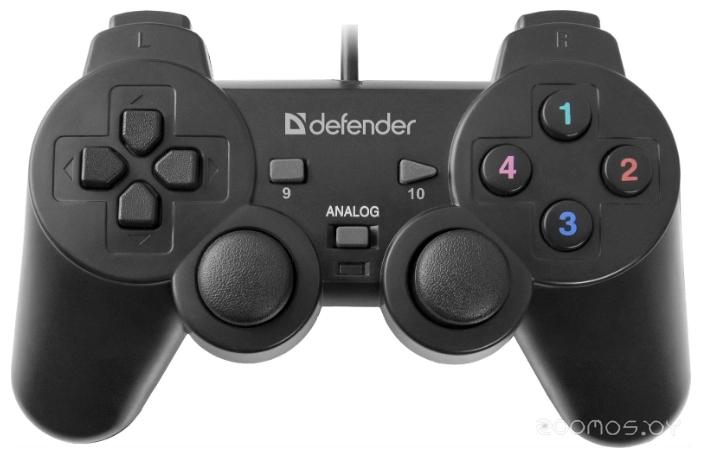Проводной геймпад Defender Omega