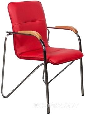 Офисное кресло Новый Стиль SAMBA S V-27 (красный)