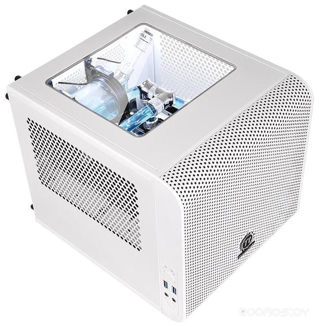 Корпус THERMALTAKE Core V1 CA-1B8-00S6WN-00 White