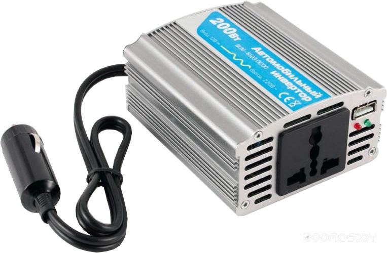 Автомобильный инвертор Buro BUM-8103CI200