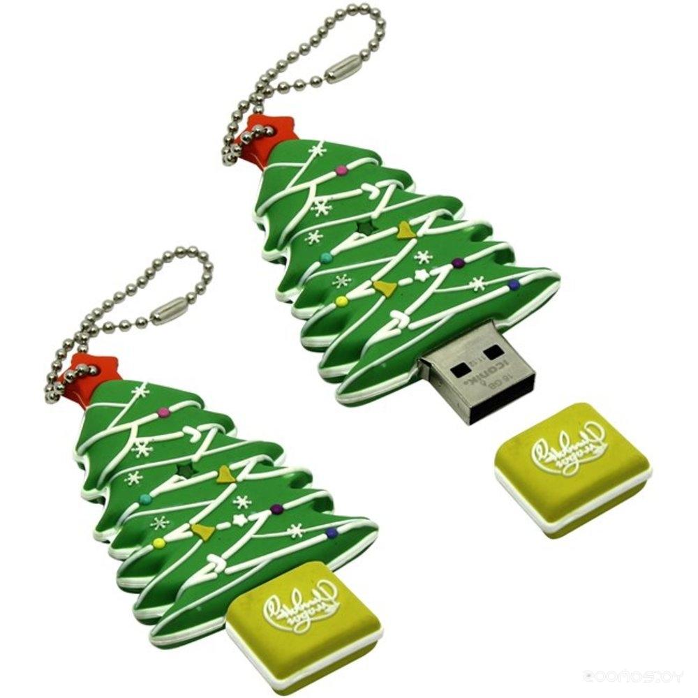 USB Flash Iconik RB-TREE-16GB