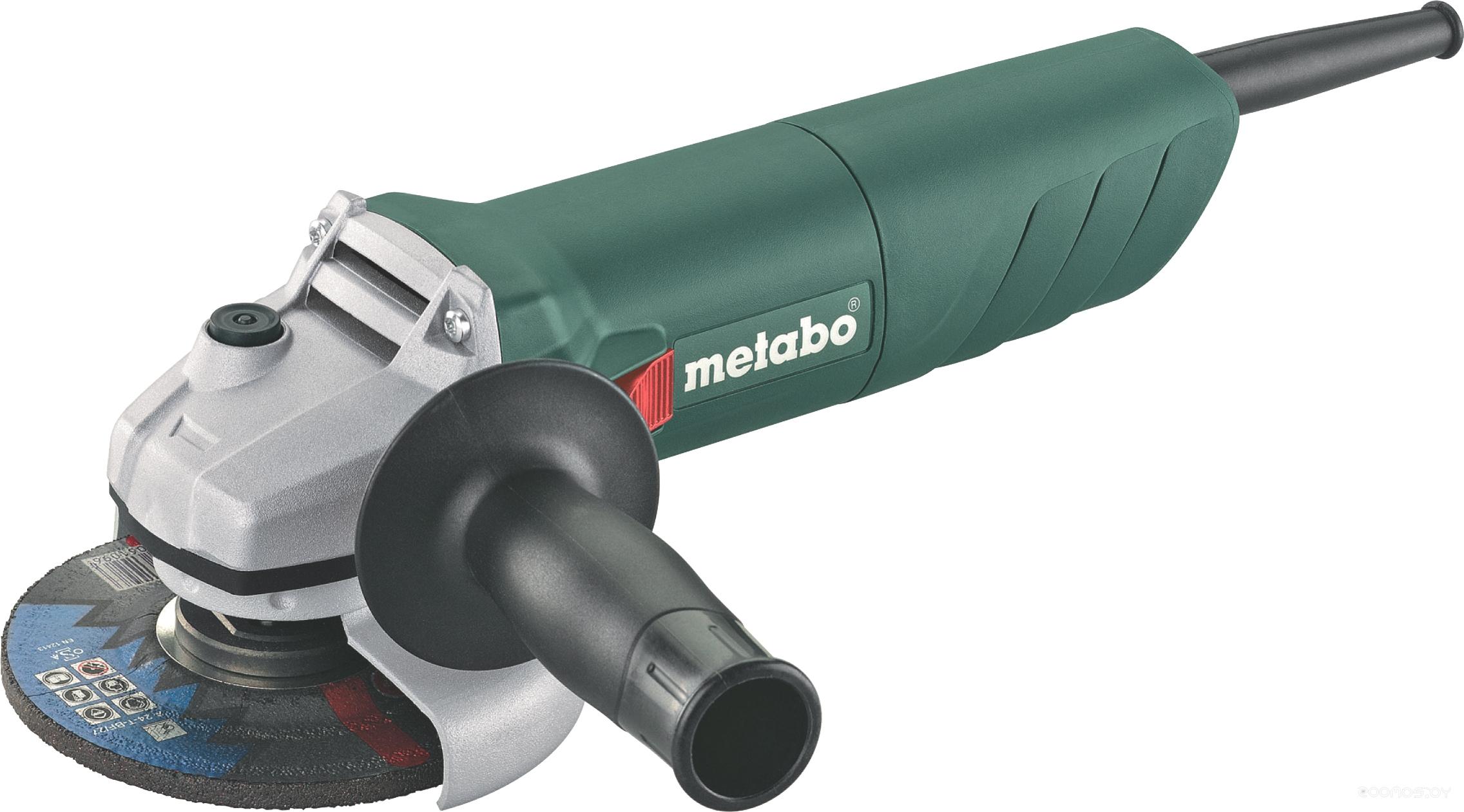 Угловая шлифмашина Metabo W 750-125