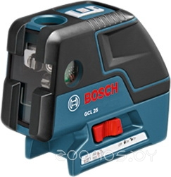 Призменный нивелир Bosch GCL 25
