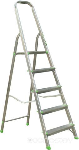 Лестница-стремянка Алюмет алюминиевая AM710