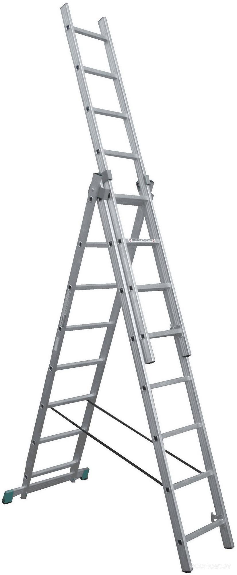 Лестница-трансформер TARKO Prof 02308
