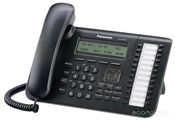 VoIP-телефон Panasonic KX-NT543