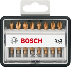 Bosch 2607002572 8 предметов