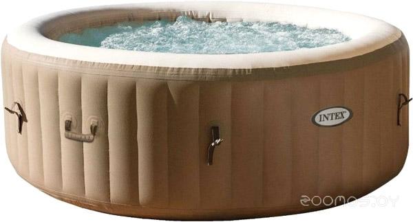 Бассейн INTEX Pure Spa Bubble Massage Tragbares Spa Pool 216x71 [28408]
