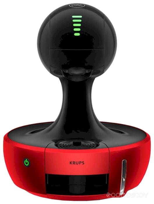 Кофеварка Krups KP 3505 Drop Automatic Vermelho