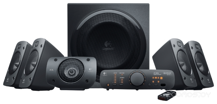 Компьютерная акустика Logitech Z906