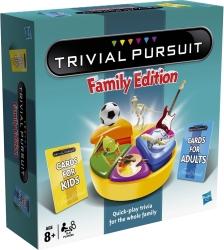 Hasbro Тривиал Персьют Семейное издание (Trivial Pursuit F.E.) [73013]