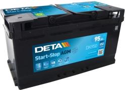 DETA Start-Stop AGM DK950 (95 А·ч)