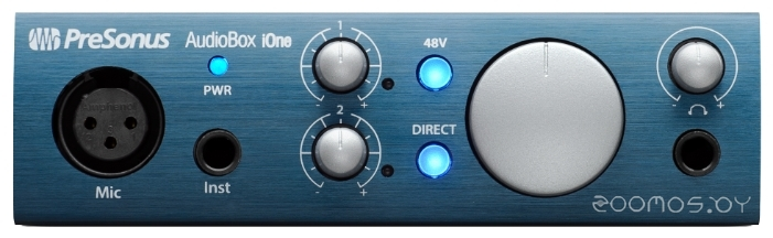 Звуковая карта PreSonus AudioBox IOne