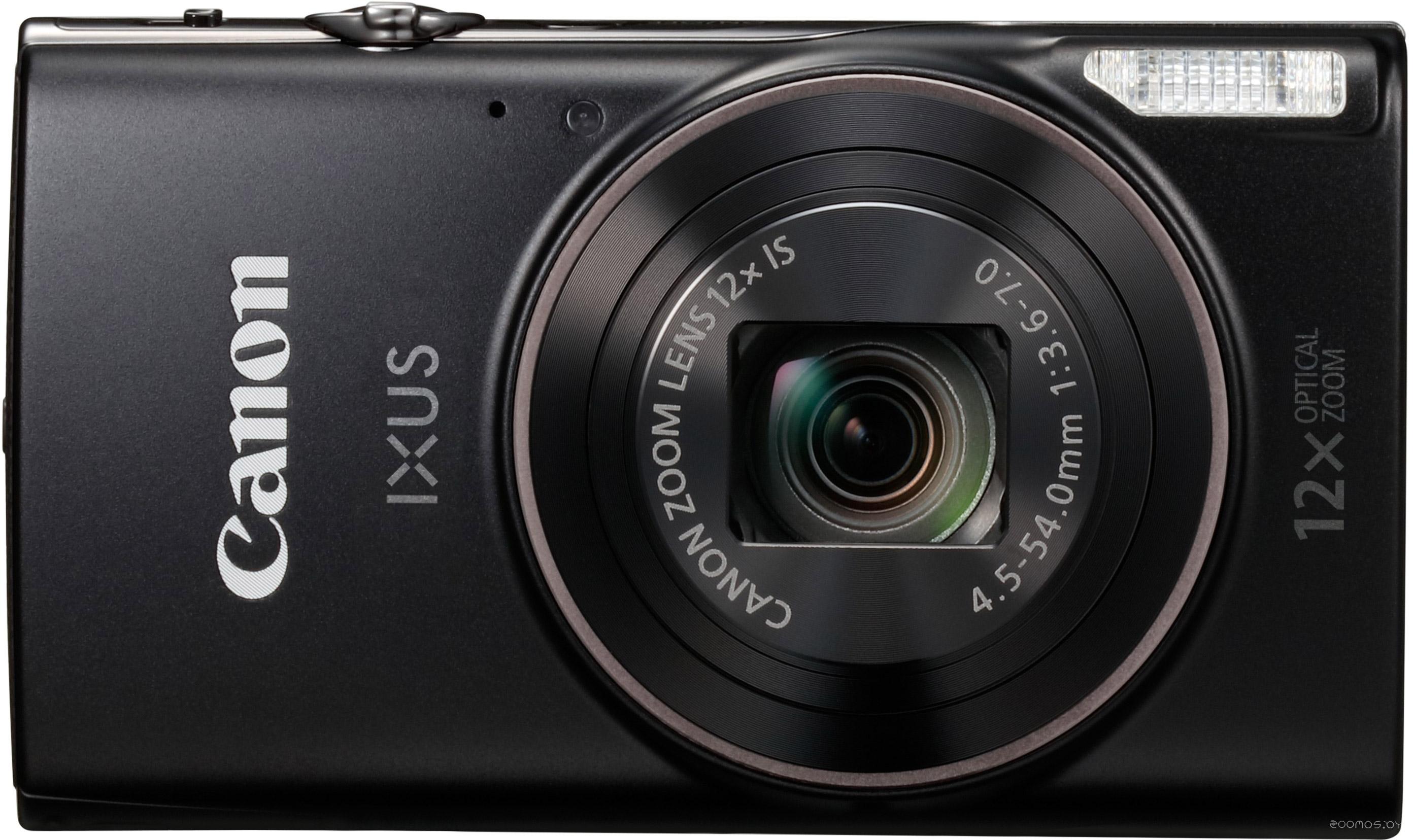 Цифровая фотокамера Canon IXUS 285HS (Black)