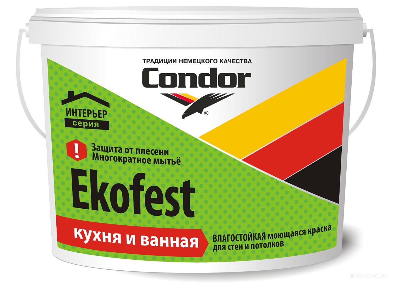 Краска Condor Ekofest 3.75 кг