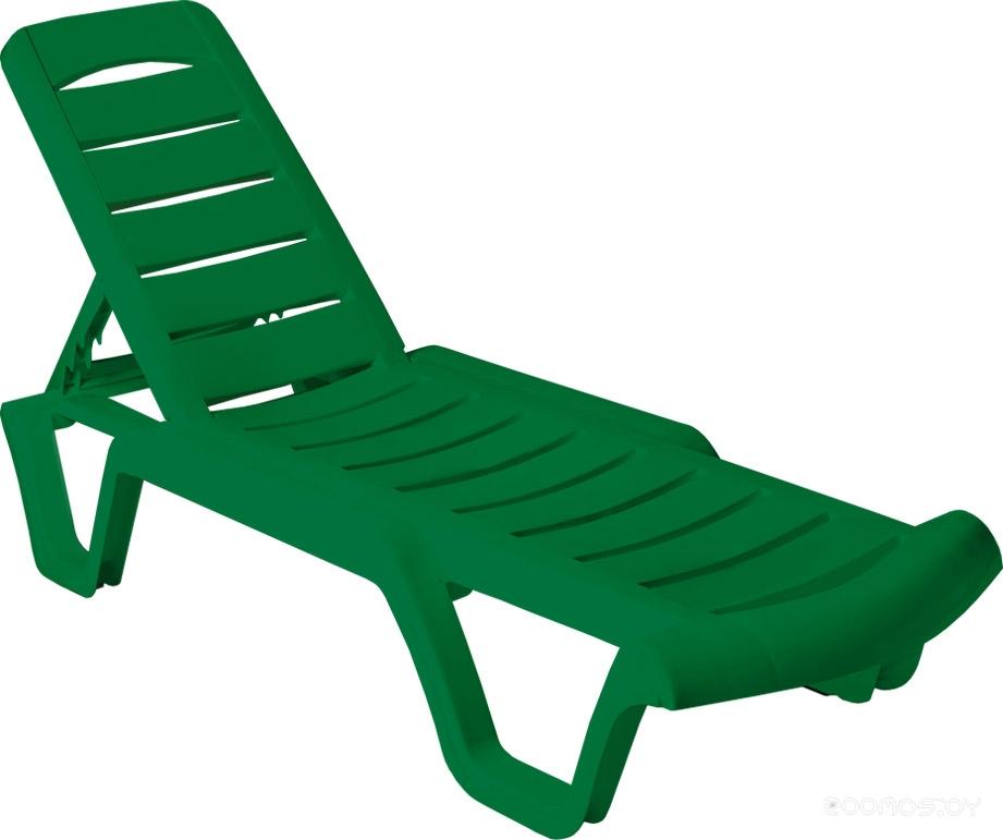Шезлонг Алеана Бриз (зеленый)