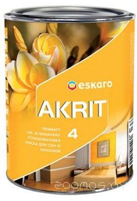 Краска Eskaro Akrit 4 2.85л