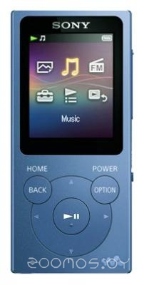 MP3-плеер Sony NW-WS413 (Sky-blue)