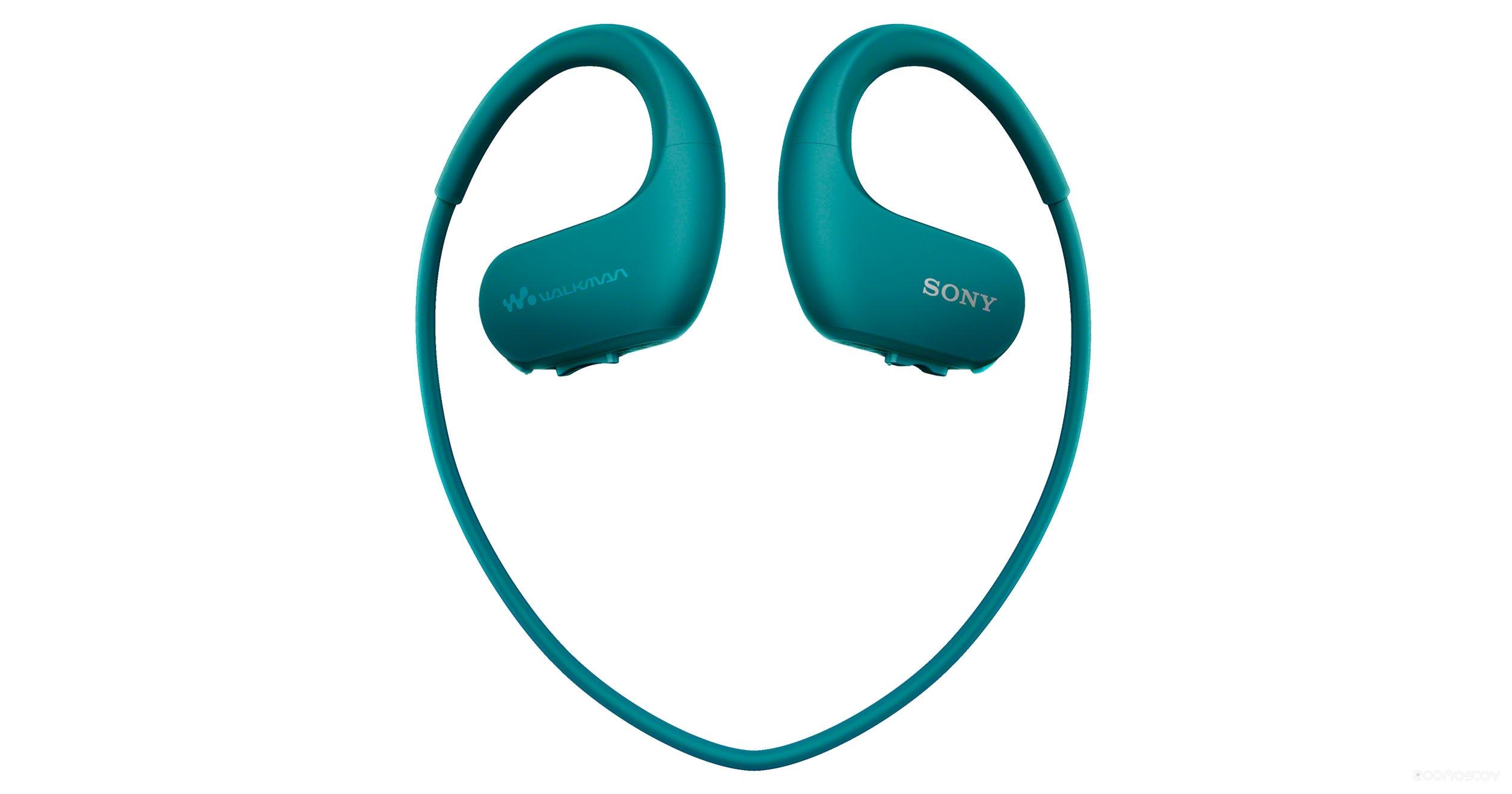 MP3-плеер Sony NW-WS414 (Sky-blue)